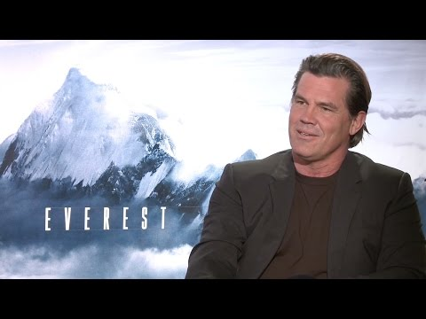 Josh Brolin - Everest Interview HD