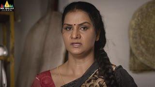 Guntur Talkies Movie Scenes | Apoorva and Naresh Flash Back Scene | Sri Balaji Video