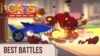 C.A.T.S. — Best Battles #62