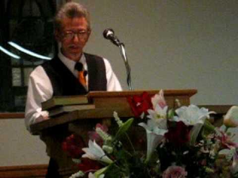 Rev Roger Ball part 4 preaching on Thanksgiving