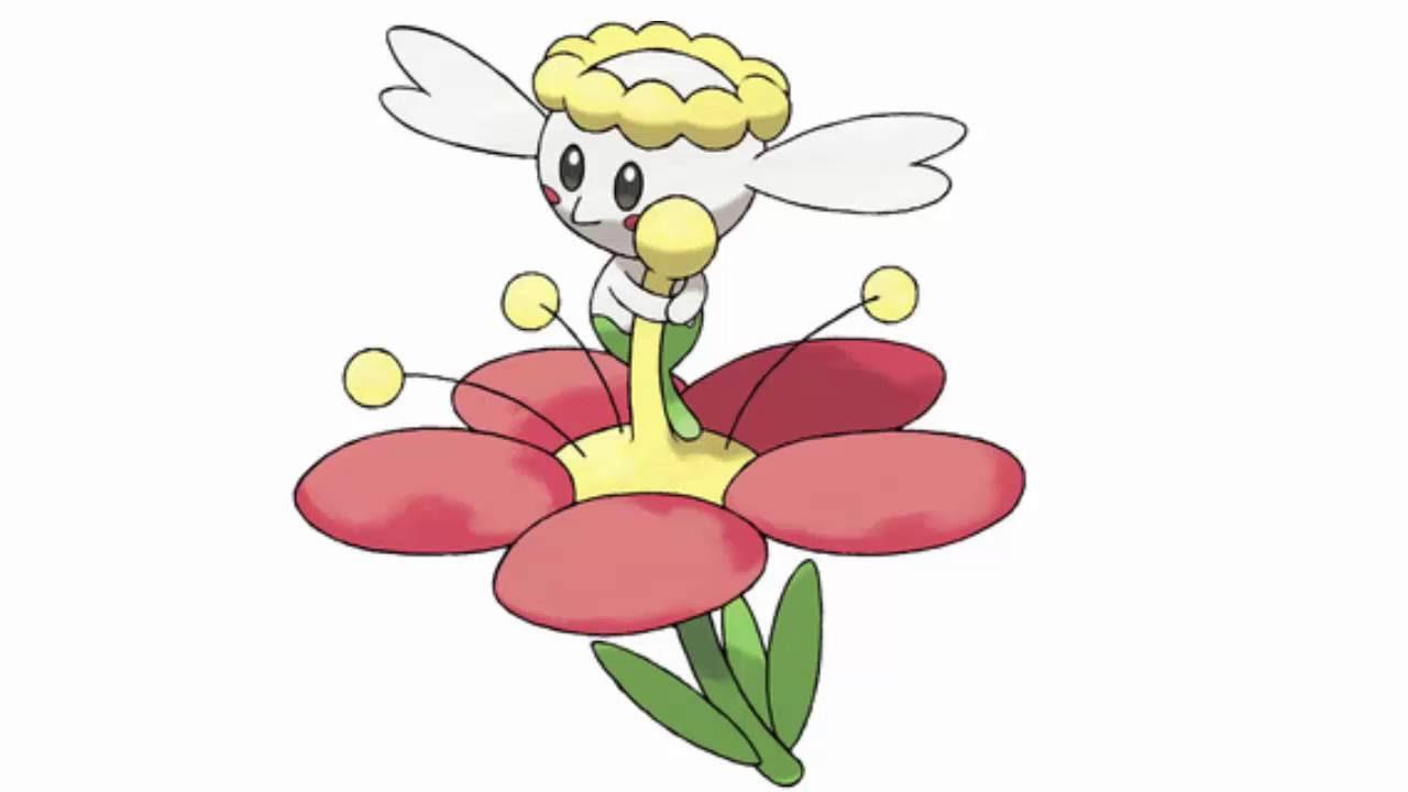 Pokemon Cries - Flabébé | Floette | Florges - YouTube