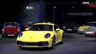 Novo Porsche 911 2020: detalhes e especificações oficiais - www.car.blog.br