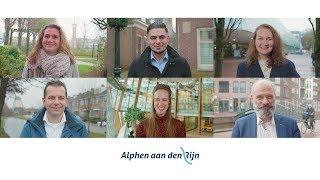 De kerncompetenties en drijfveren van Gemeente Alphen aan den Rijn
