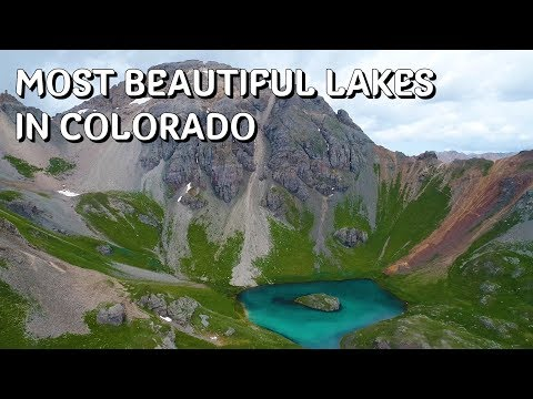 The Best Alpine Lakes In Colorado
