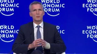 Opening of panel discussion ''The Global Security Outlook'' at World Economic Forum, 22 JAN 2016