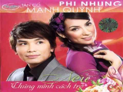 Phi Nhung, Mạnh Quỳnh - Liên Khúc Thương Tình Nhân