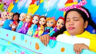Ten in a Bed ~ Fun Songs for Children