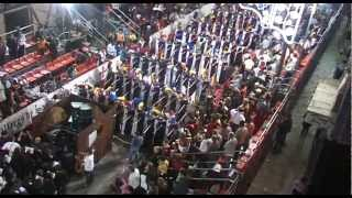 4/5/2008 - Los Reyes Cristianos precediendo al Temple en su 50 aniversario