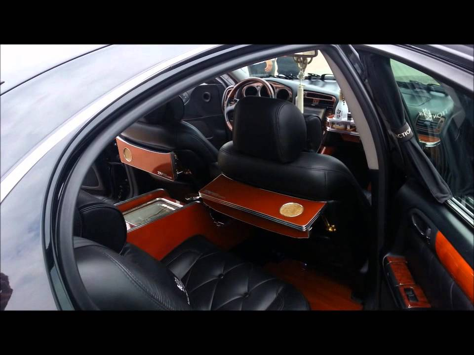 Junction Produce Lexus GS300 The Pursuit 2013  YouTube