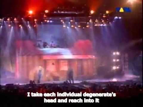 Eminem - I'm Back Live (With Lyrics)