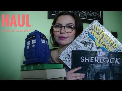 Acquisti al Cos-MO, regali di compleanno e di Natale | BookHaul & NerdHaul