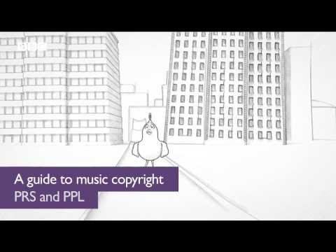 Music copyright: what are PRS and PPL?