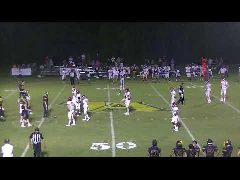 Recorded Live Escambia Academy at Tuscaloosa Academy Varsity Football 9/25/20