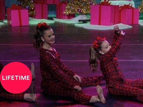 Dance Moms: Full Dance- Christmas Morning (S3, E39) Travel Video
