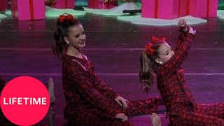 Dance Moms: Full Dance- Christmas Morning (S3, E39) | Lifetime