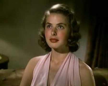 Ingrid Bergman - YouTu...