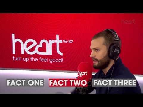 """Jamie Dornan - Heart Breakfast """"Pants on Fire"""""""