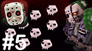 Friday the 13th: Killer Puzzle - No Blood Mode Gameplay Walkthrough Part 5 - Last Resort