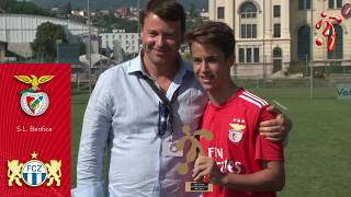 Highlights 10. int. Helvetia U16 Cup & Special Needs European Cup