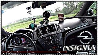 Видеообзор Салона OPEL Insignia 2.0 Turbo Дизель - Автомобиля 2016   Test Drive Тест драйв