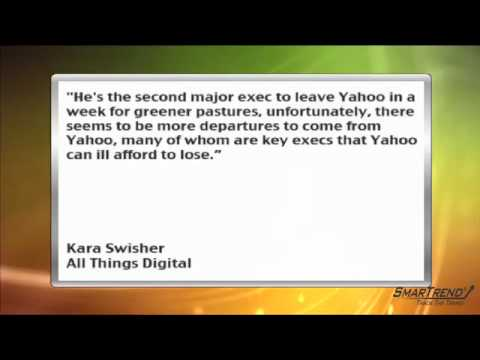 News Update: Yahoo CTO Leaving for Benchmark Capital