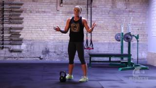 The Bigness Project Demo: Kettlebell Two-Handed Swing