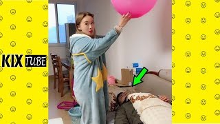 Watch keep laugh EP464 ● The funny moments 2018