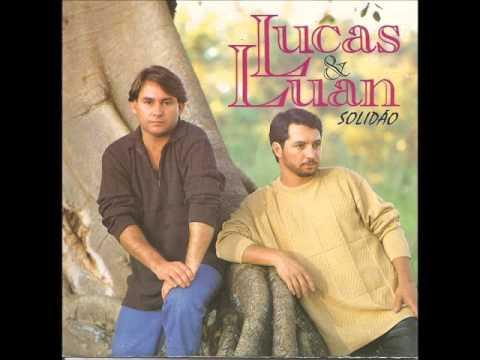 CD Lucas & Luan - Solidão - 1997