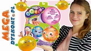 Baloniki OOBER OONIES • Nowe Gigantyczne Balony • Challenge • Cobi