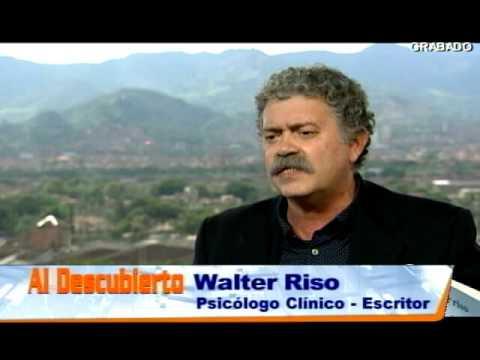 Al Descubierto: Walter Rizo, psicólogo clínico - escritor