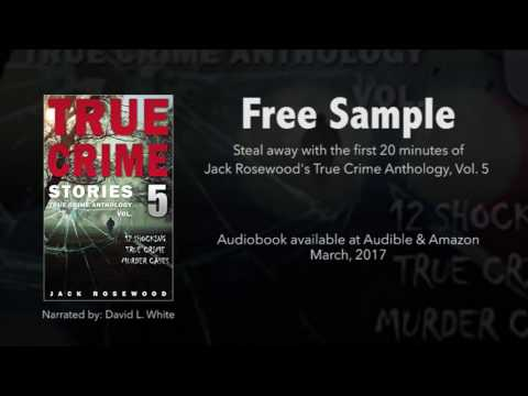 The First 20 Minutes of True Crime Stories, Vol. 5 - Written by Jack Rosewood -