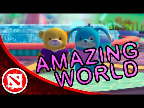 видео: amazing world - Лучшая mmorpg :d