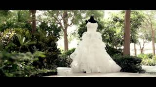 The Address Downtown Burj Khalifa Dubai Wedding | Same Day Edit Video | Lara and Hasan