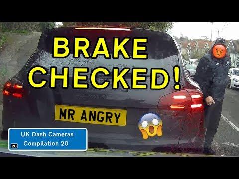 UK Dash Cameras - Compilation 20 - 2019 Bad Drivers, Crashes + Close Calls