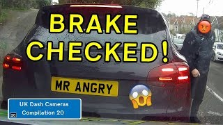 UK Dash Cameras - Compilation 20 - 2019 Bad Drivers, Crashes + Close Calls