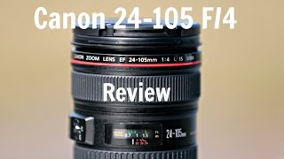 Canon 24-105 f/4L Review: Canons Best Wedding/Event Lens