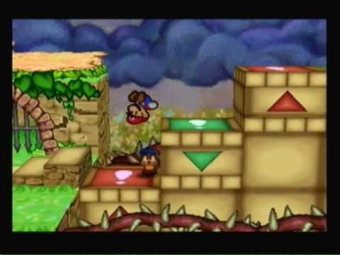 Paper Mario 64 Game Playthrough Part 96 Flower Fields Part 7