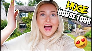 Gambar cover *HUGE* HOUSE TOUR 😍 Going To The Lake District & AIRBNB Tour... VLOG