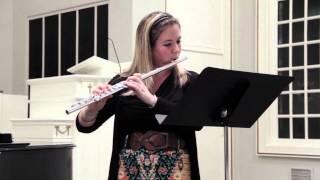 Tango Etudes for Solo Flute
