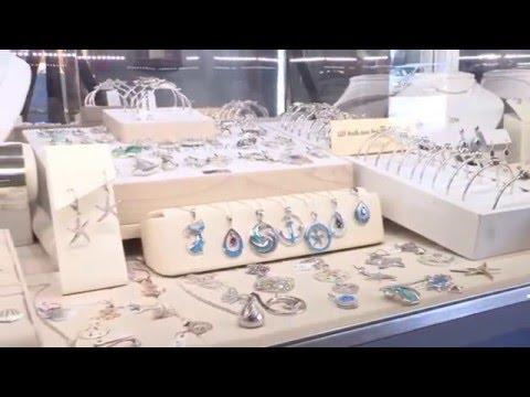 "Caron Jewelers, a ""Discover Rhode Island"" business segment"