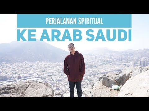 Perjalanan Spiritual Ke Arab Saudi Dalam 30 Menit #KemVlog