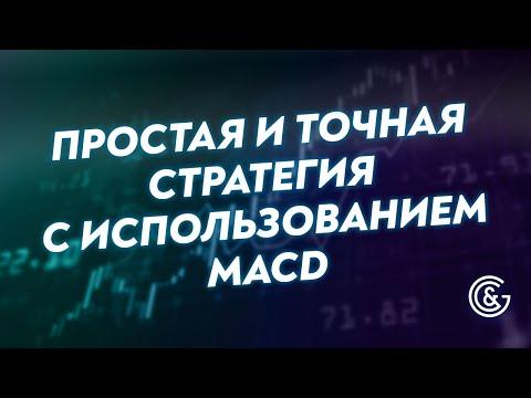 Самая простая и точная стратегия с использованием MACD - Дмитрий Сукиясов
