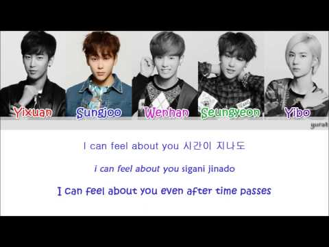 UNIQ - Falling In Love (Color Coded Han|Rom|Eng Lyrics)