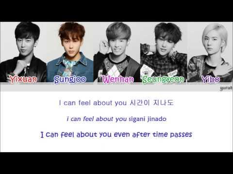 UNIQ - Falling In Love (Color Coded Han|Rom|Eng Lyrics)