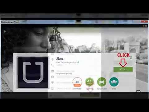 How to Download Uber App On PC(windows 7/8/8 1) Free