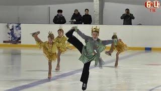 "Театралізована вистава на льоду ""Маша-растеряша"""