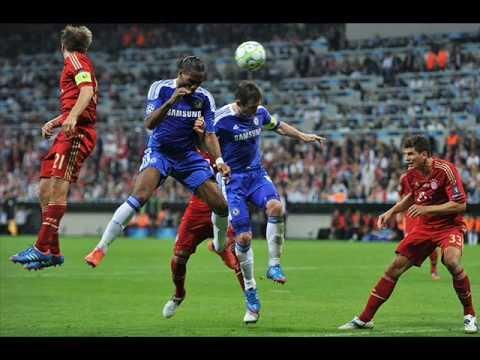 Download Chelsea Vs Bayern Munich Champions League Final Highlights (19/5/12) [HD]
