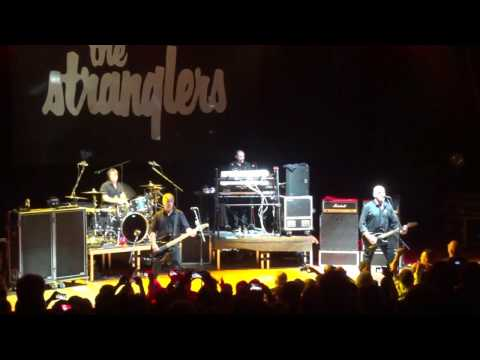 The Stranglers Tel Aviv Israel 17.11.16