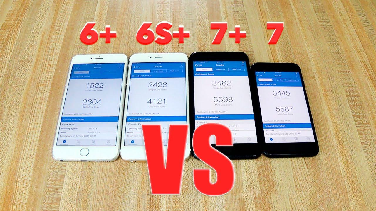 Iphone 6s Plus Iphone 7s Plus Achtergronden Abstract: IPHONE 6 PLUS VS IPHONE 6S PLUS VS IPHONE 7 VS IPHONE 7