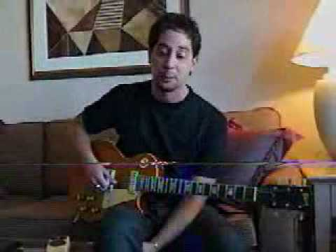 Sugar Ray Guitar Lesson - YouTube
